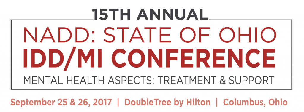 NADD Conference - Treatment & Support @ Doubletree by Hilton | Columbus | Ohio | United States