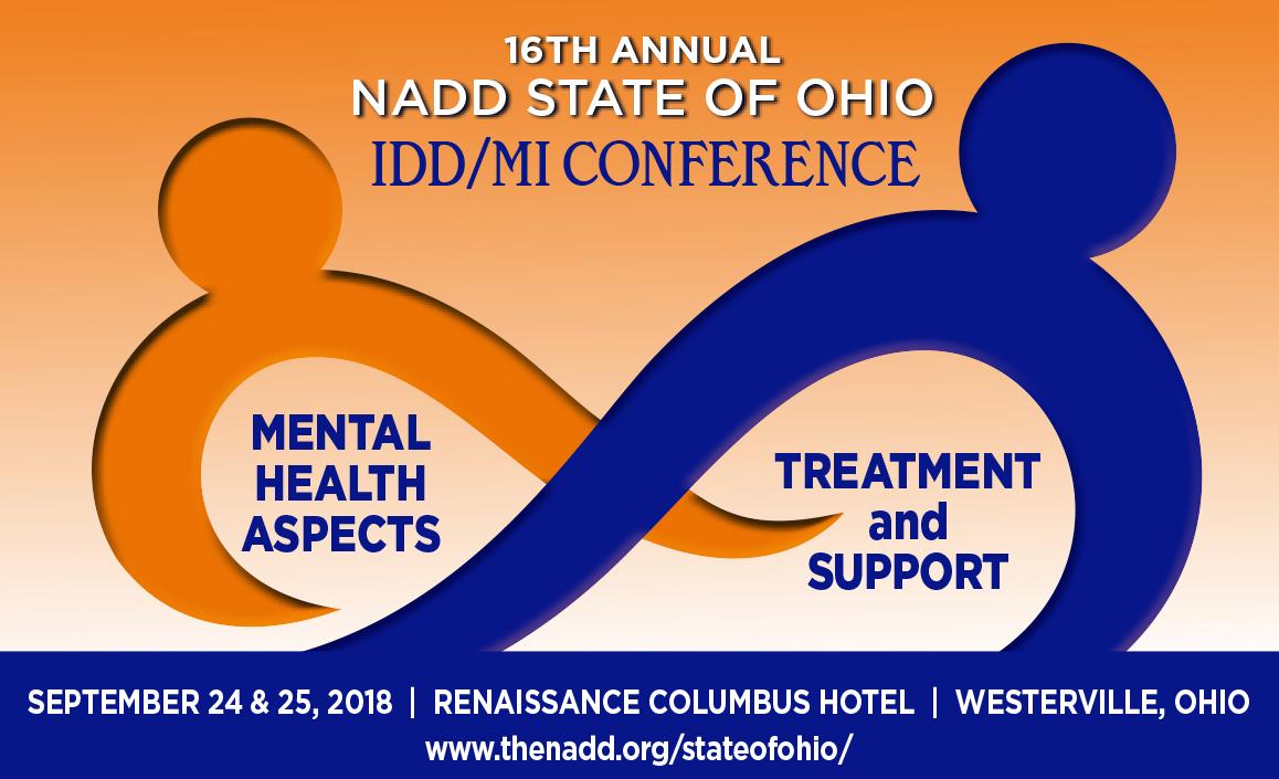 16th Annual NADD State of Ohio IDD/MI Conference