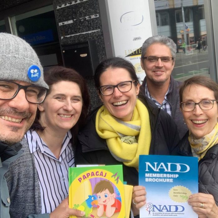 NADD CEO Jeanne Farr Explores Collaborative Opportunities in Slovakia