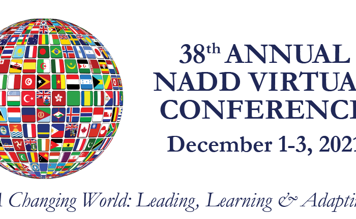 Registration is Now Open for NADD's 38th Annual Conference