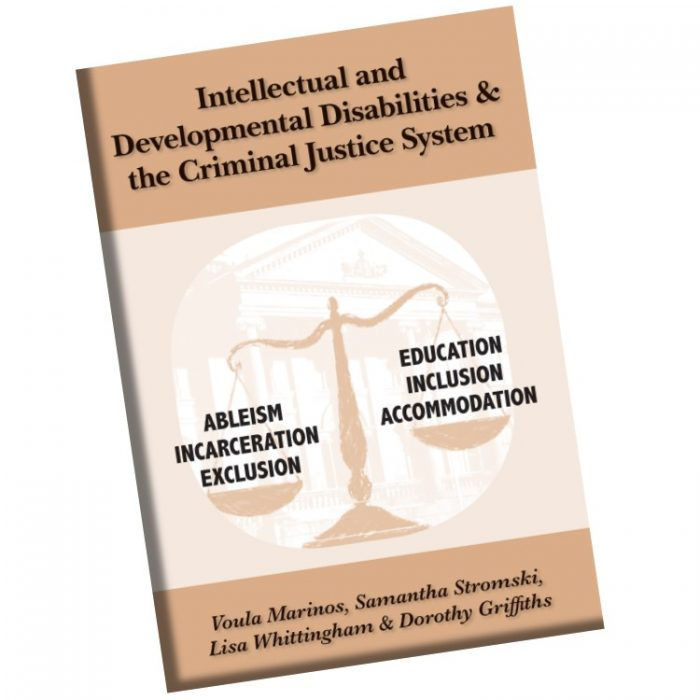 The NADD Press Introduces Intellectual and Developmental Disabilities & the Criminal Justice System