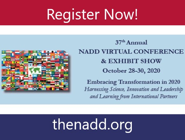 Highlights of the Upcoming NADD Virtual Conference